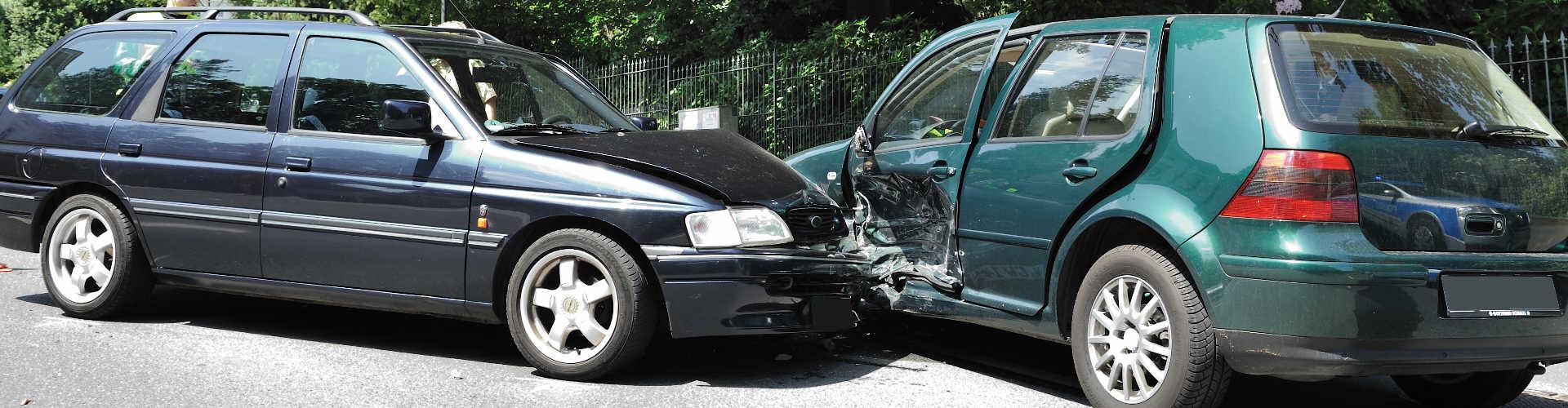 Schadengutachten nach Unfall Jena